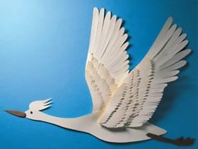 怎么做立体纸雕的精美作品图片