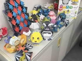 中村开己的机关折纸作品欣赏