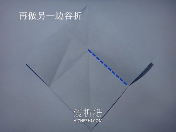 企鹅怎么折详细教程- www.aizhezhi.com