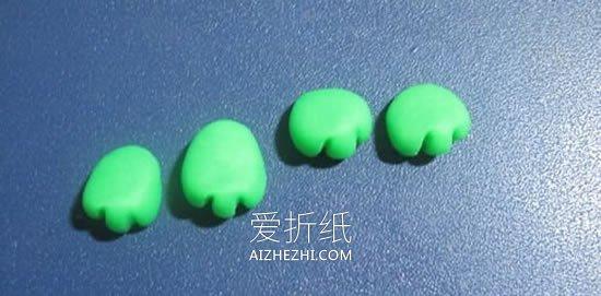 超轻粘土青蛙怎么做- www.aizhezhi.com