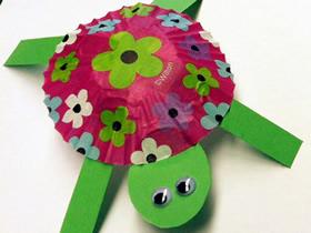 幼儿怎么做小乌龟